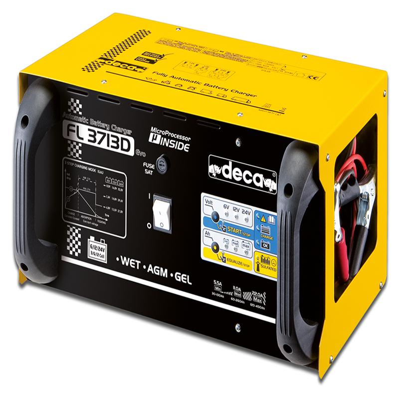 شارژر باتری خودرو و استارتر دکا FL 3713D