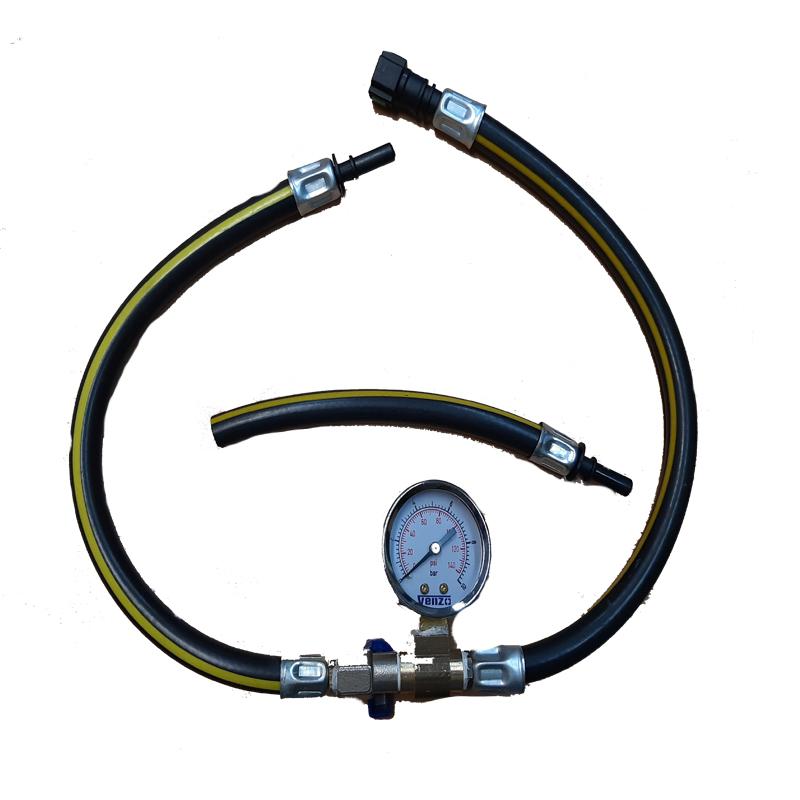 تستر فشار بنزین