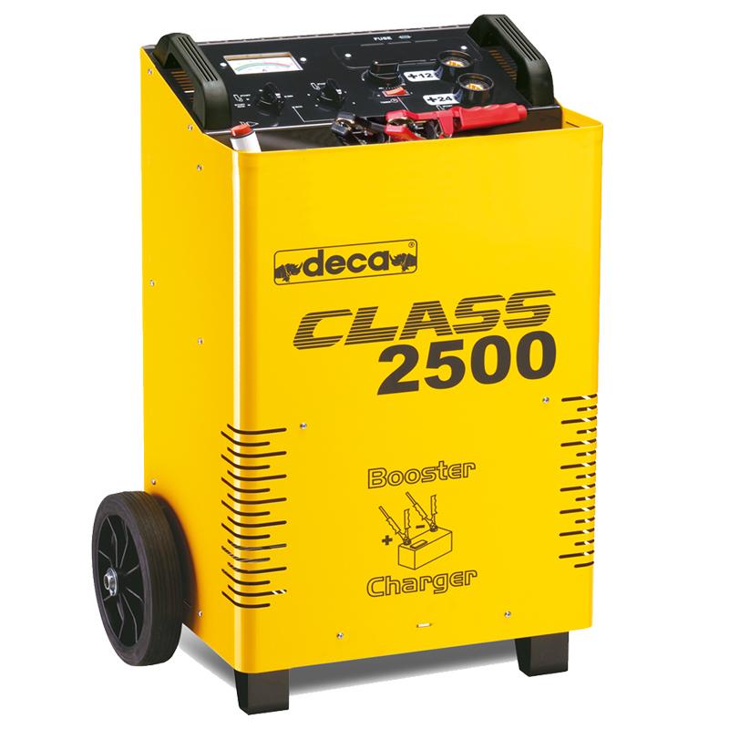 شارژر و استارتر باتری خودرو لودری Class Booster 2500 دکا ایتالیا