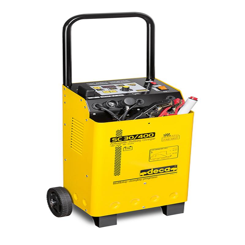 شارژر و استارتر باتری خودرو دکا ایتالیا SC30/400
