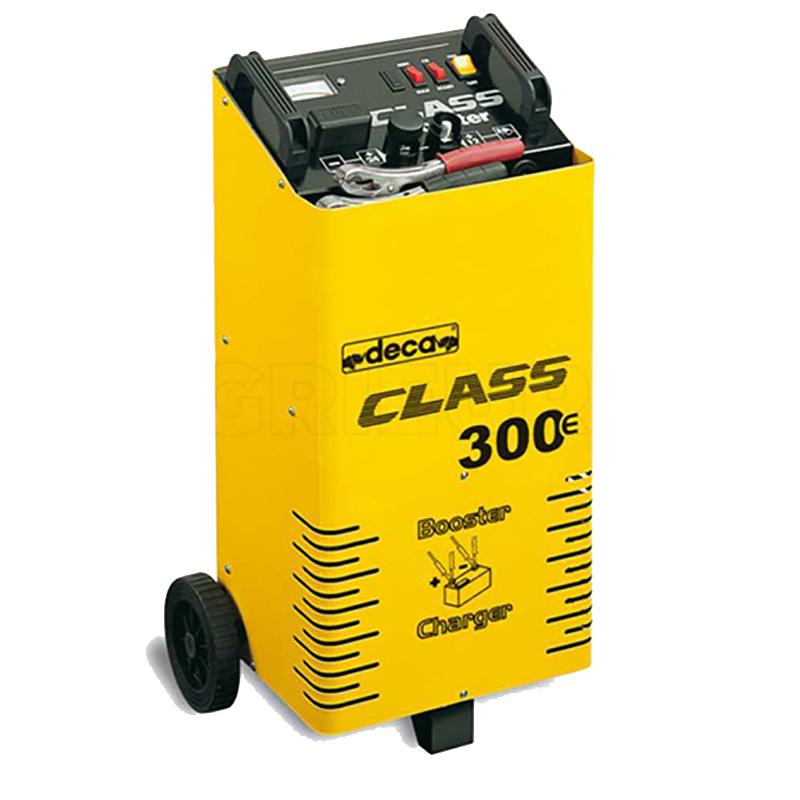 شارژر و استارتر باتری خودروی سواری - تعمیرگاهی Class Booster 300E دکا ایتالیا
