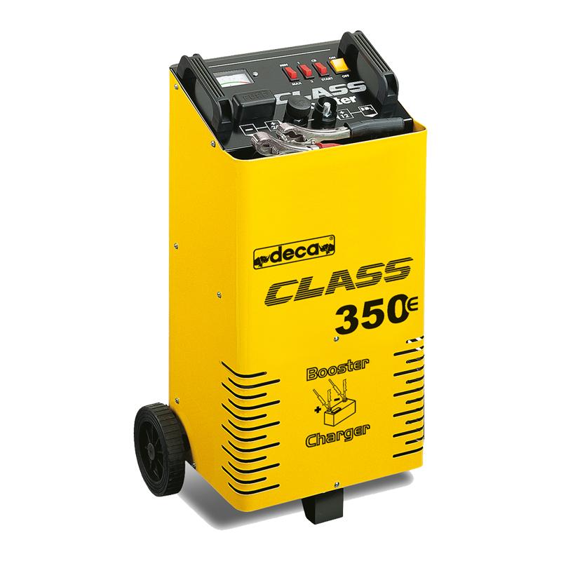 شارژر و استارتر باتری خودروی سواری - تعمیرگاهی Class Booster 350E دکا ایتالیا
