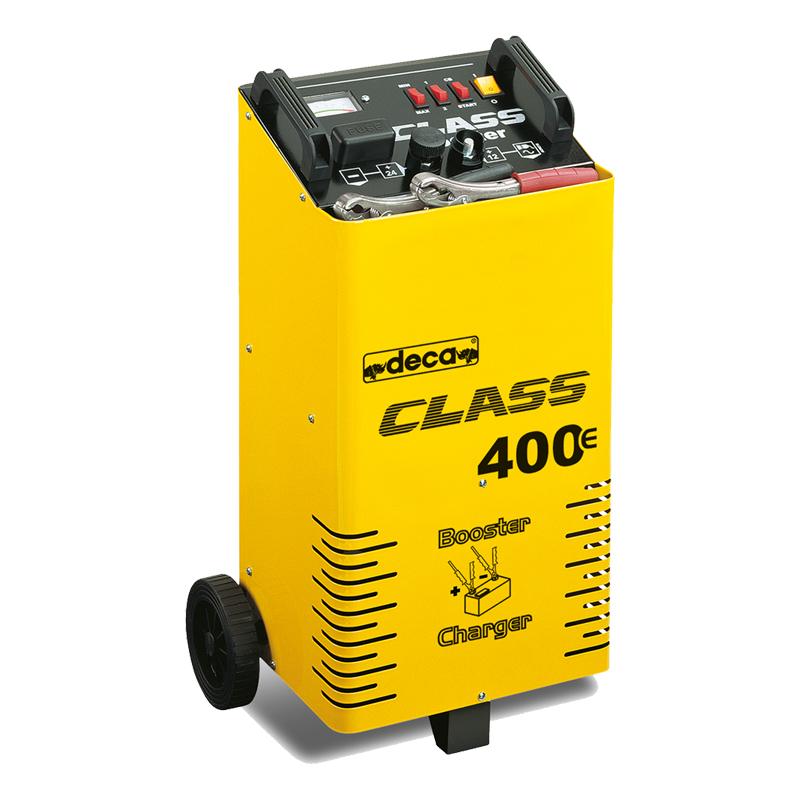 شارژر و استارتر باتری خودروی سواری - تعمیرگاهی Class Booster 400E دکا ایتالیا