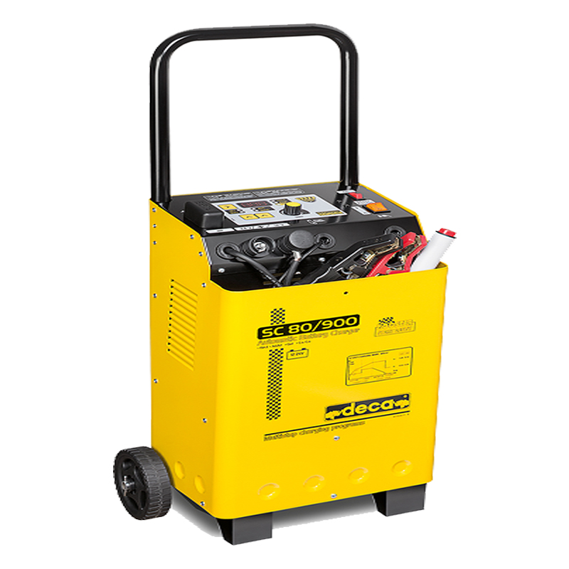 شارژر و استارتر باتری خودرو دکا ایتالیا SC80/900